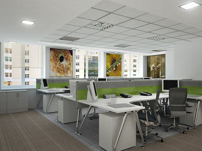Văn phòng cho thuê Tân Bình Vĩnh Lộc Building