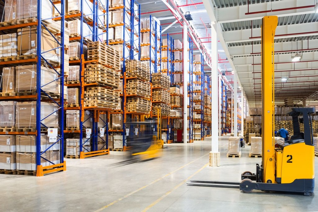 thuê kho bãi hàng hóa tphcm Hừng Á Logistics