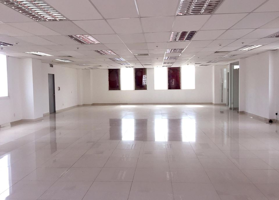 văn phòng cho thuê Bình Thạnh Phú Hưng Building
