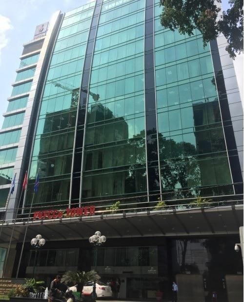 văn phòng cho thuê Bình Thạnh Tòa nhà PVFC