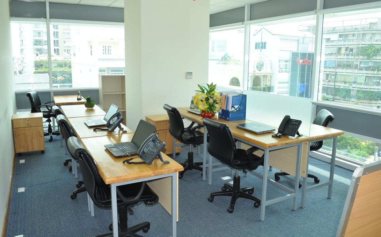 Văn phòng cho thuê Tân Bình Gia Long Building