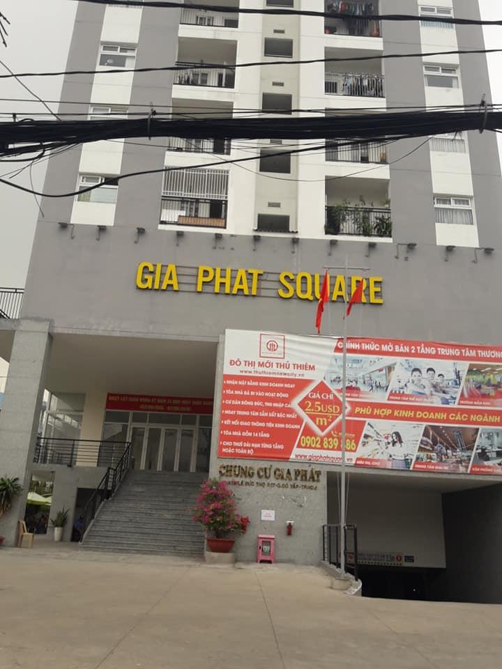 văn phòng cho thuê Gò vấp Gia Phát Square
