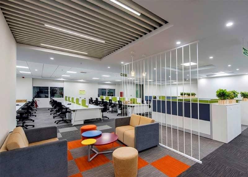 văn phòng cho thuê Gò vấp Tân Tín Đức Building