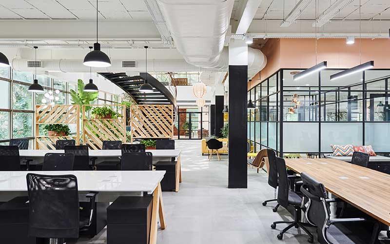 Văn phòng cho thuê Gò Vấp TMT Building