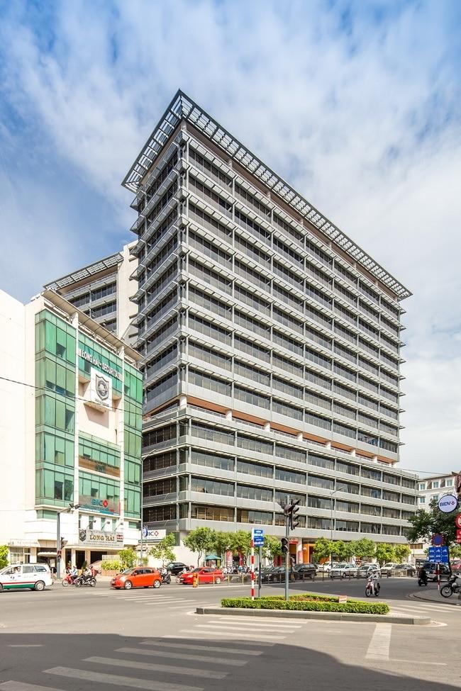 văn phòng cho thuê Phú Nhuận Centre Point Tower