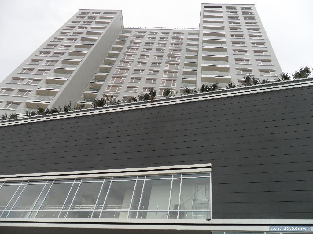 văn phòng cho thuê Phú Nhuận Satra Eximland Building