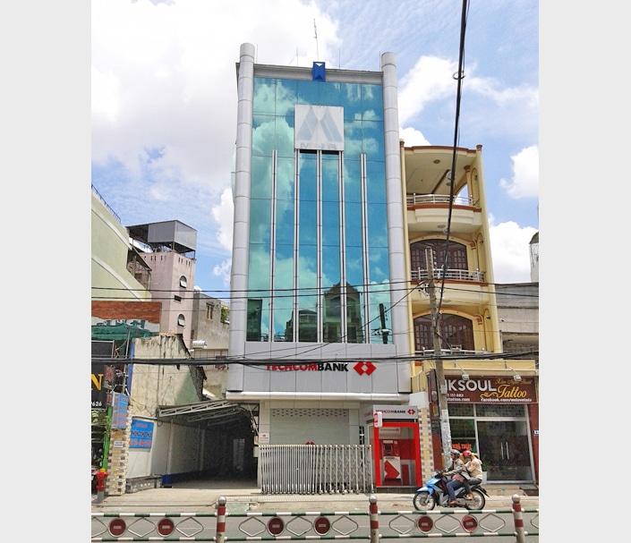 văn phòng cho thuê Phú Nhuận Thái Bình House Building