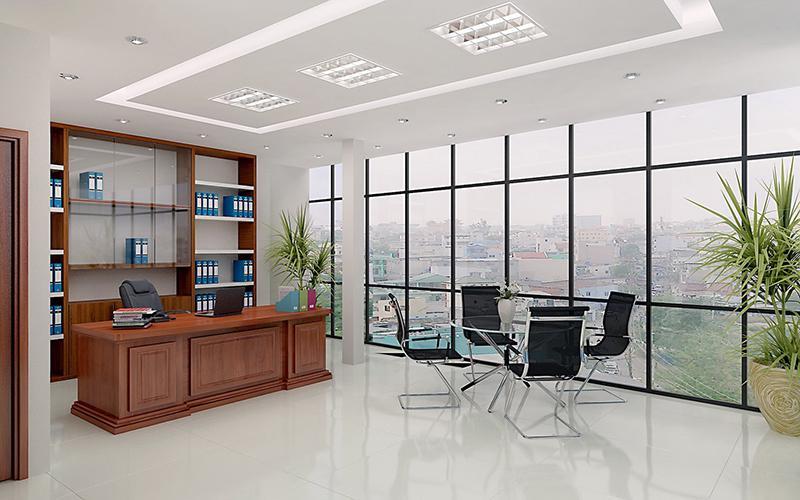 văn phòng cho thuê Phú Nhuận The Address 2 Building