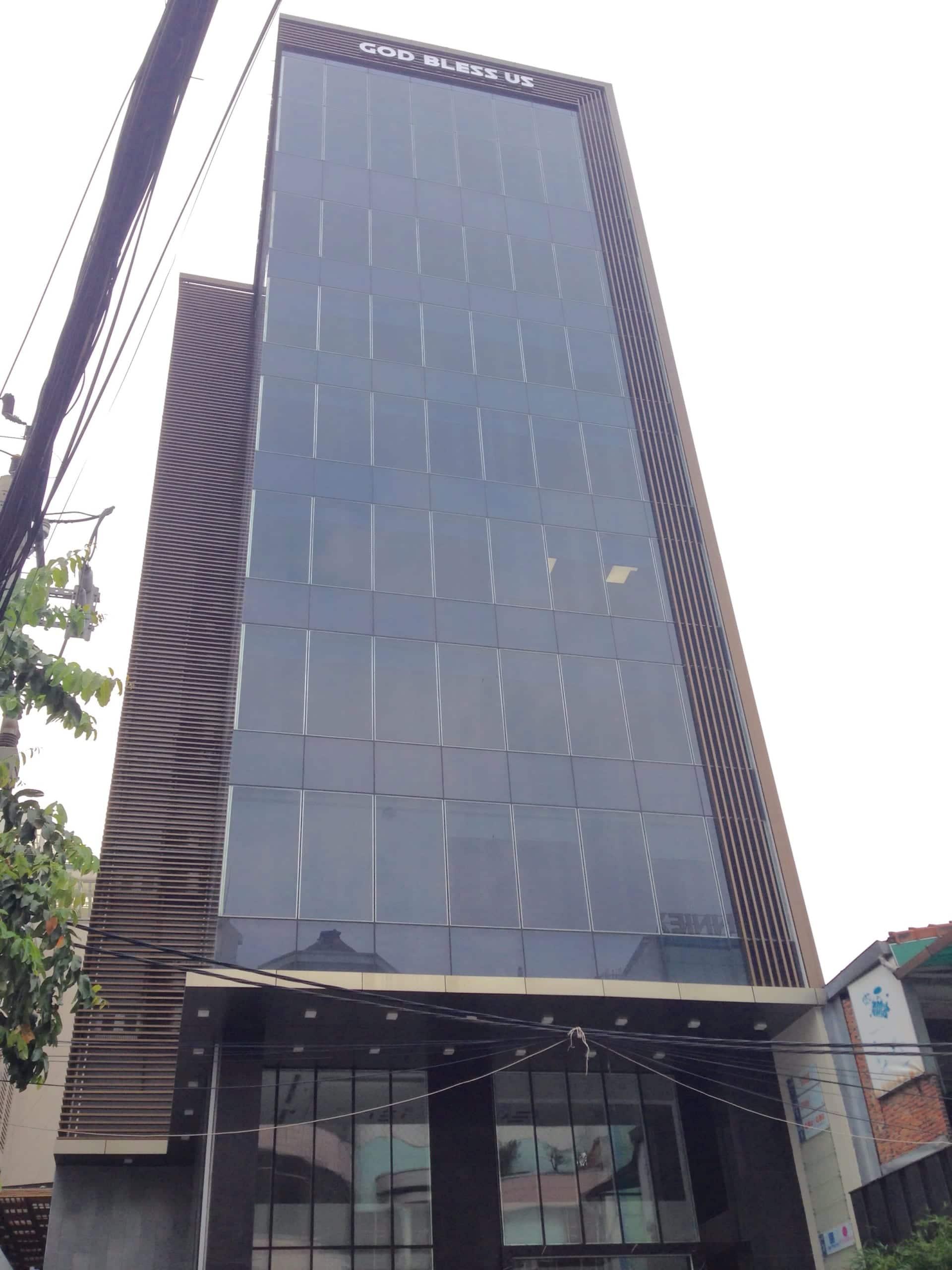 văn phòng cho thuê Tân Bình Tòa nhà Amazing Center