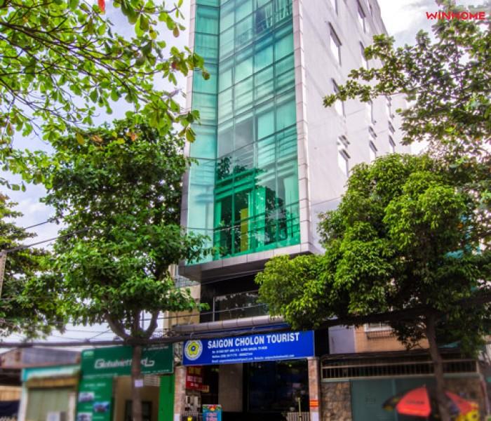 văn phòng cho thuê Phú Nhuận Win Home Building