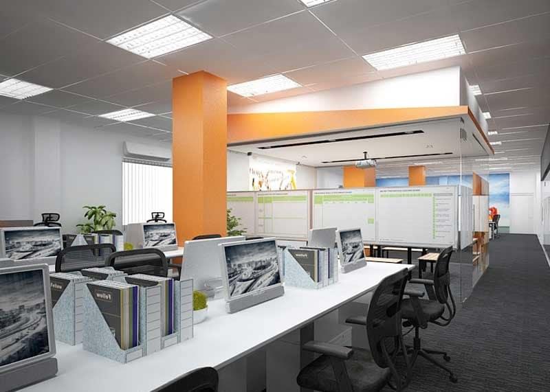 văn phòng cho thuê Thủ Đức New City Building