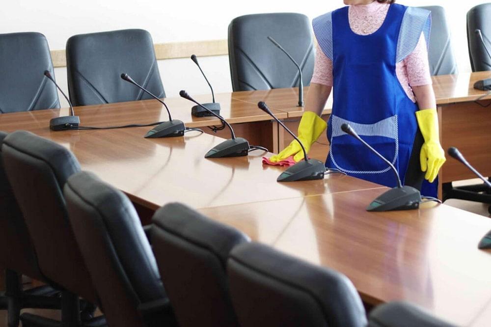 Dịch vụ vệ sinh văn phòng atalian