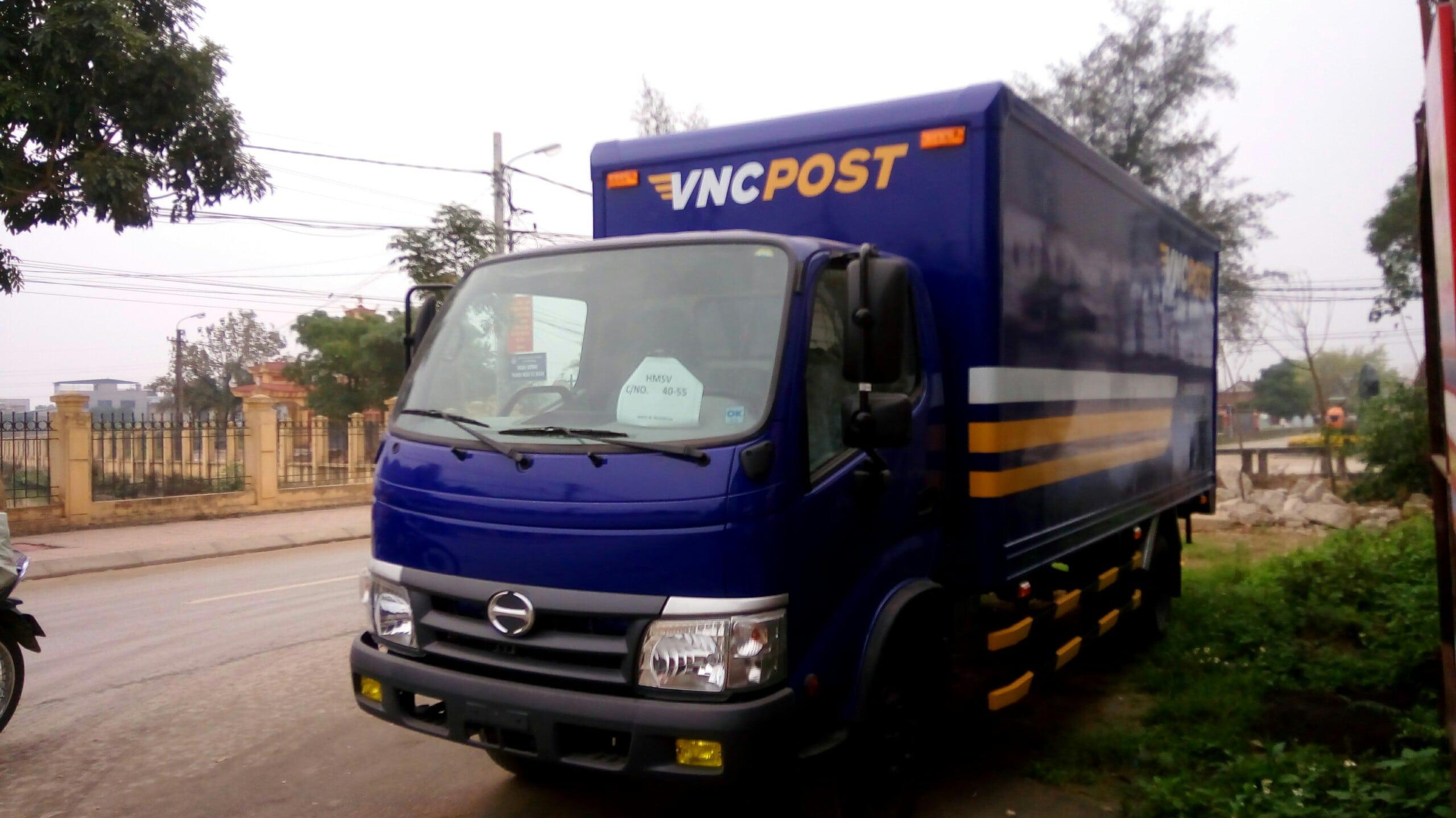 dịch vụ chuyển hàng cồng kềnh VNCPost