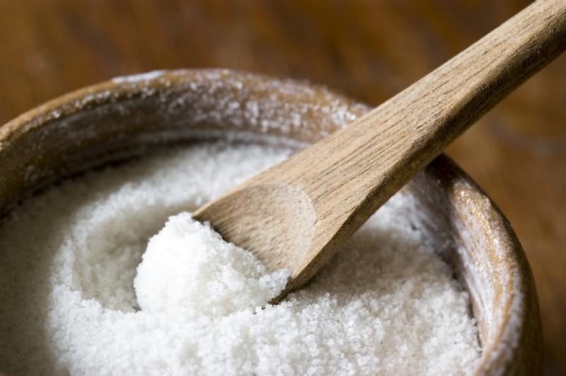 Cách xả xui - sử dụng muối