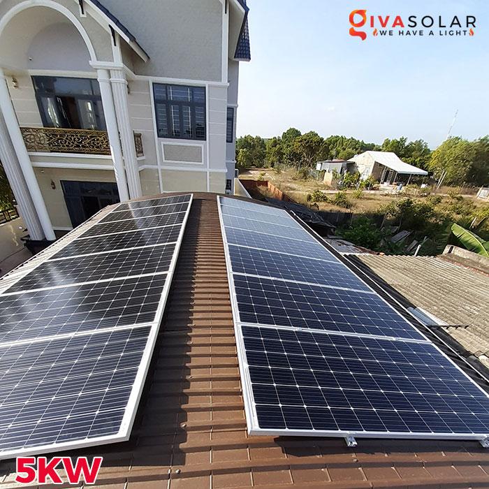 công ty lắp điện mặt trời givasolar