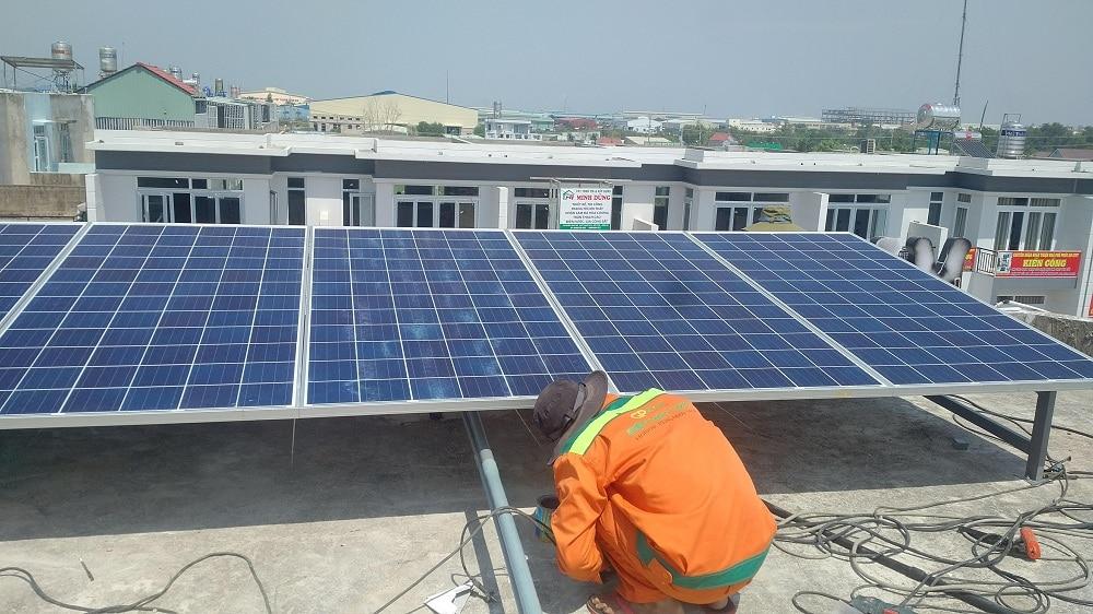 công ty lắp điện mặt trời GPSolar