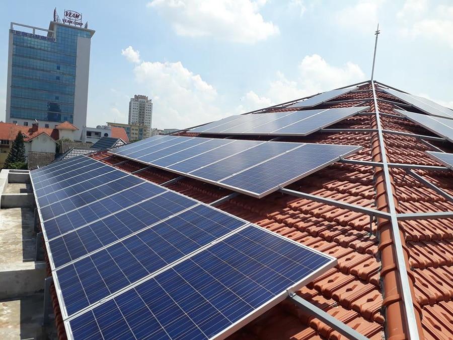 công ty lắp điện mặt trời võ gia Solar