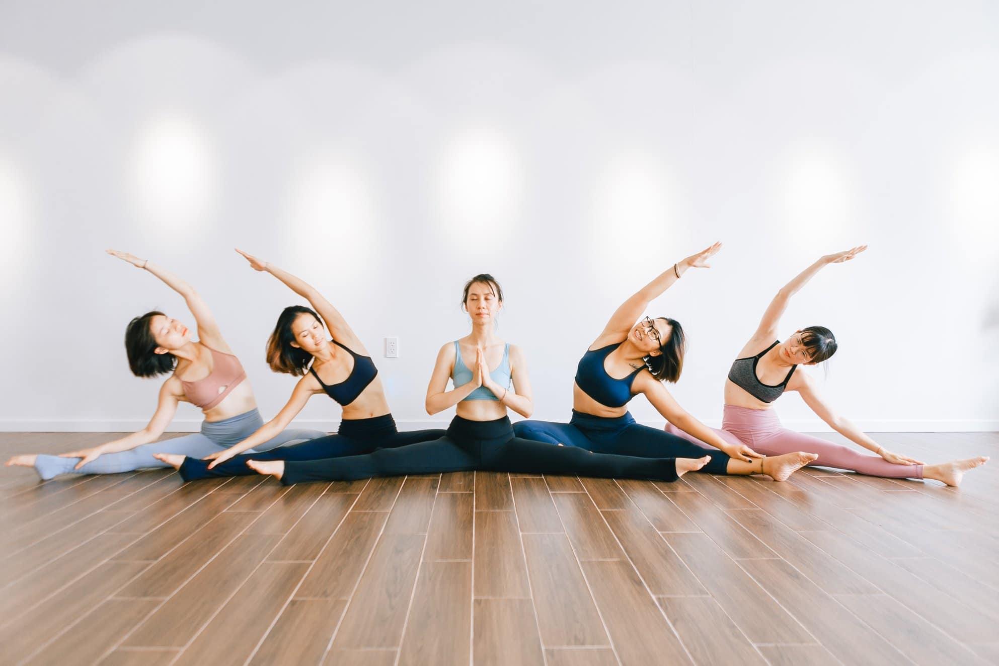 Địa chỉ học Yoga quận 10 - Aqua Yoga
