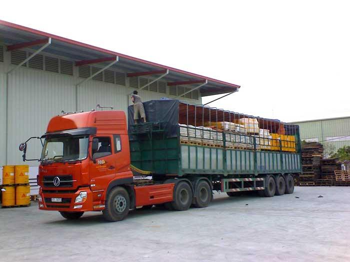 Dịch vụ chuyển don kho xưởng Bình Dương - Én Vàng