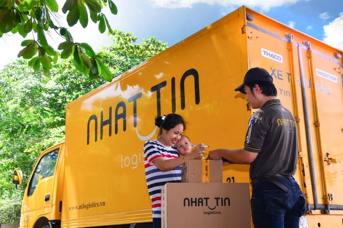 dịch vụ chuyển hàng cồng kềnh Nhất Tín Logistics