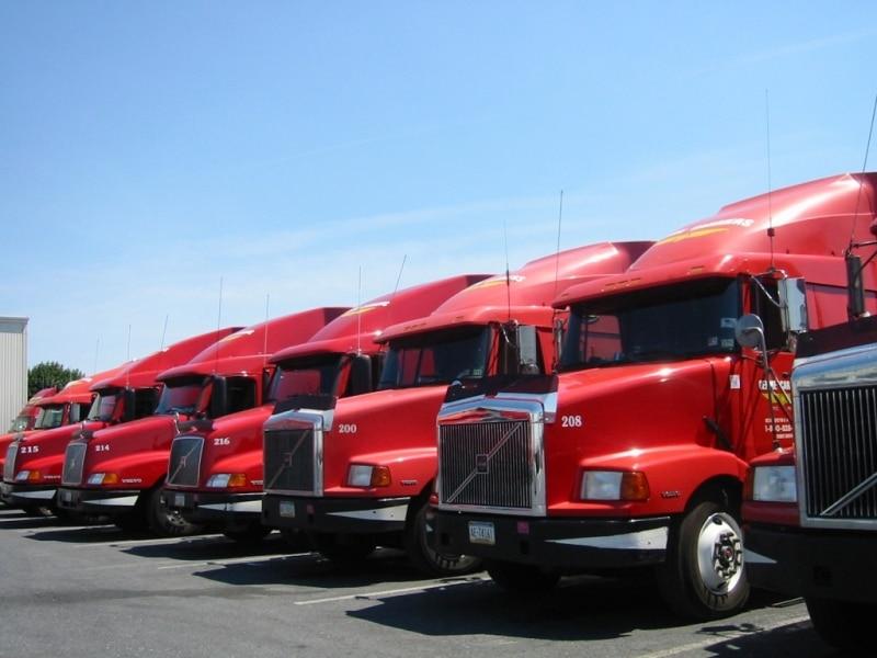 công ty dịch vụ vận tải container E&F