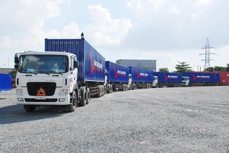 công ty dịch vụ vận tải container Dương Minh