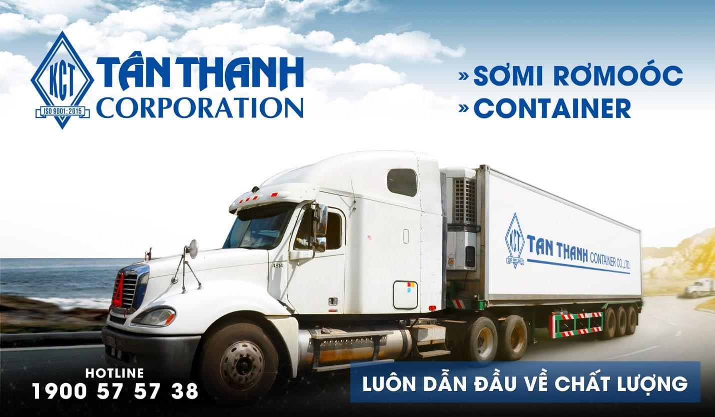 công ty dịch vụ vận tải container Tân Thanh