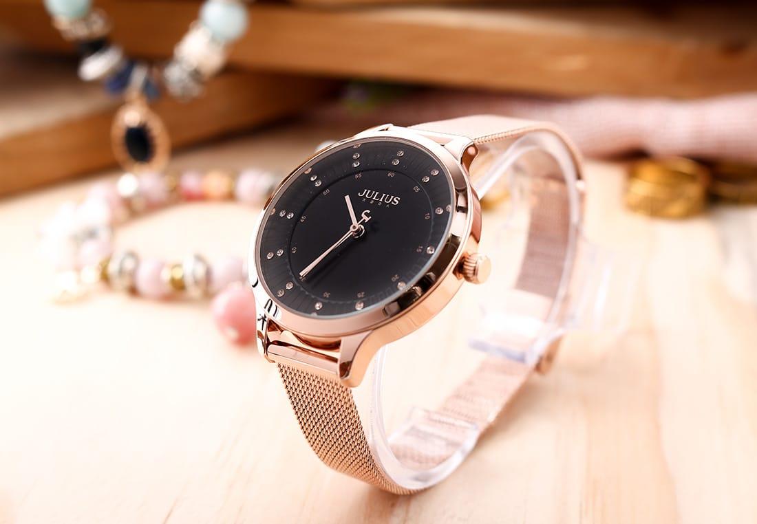 Quà tặng mẹ - đồng hồ đeo tay