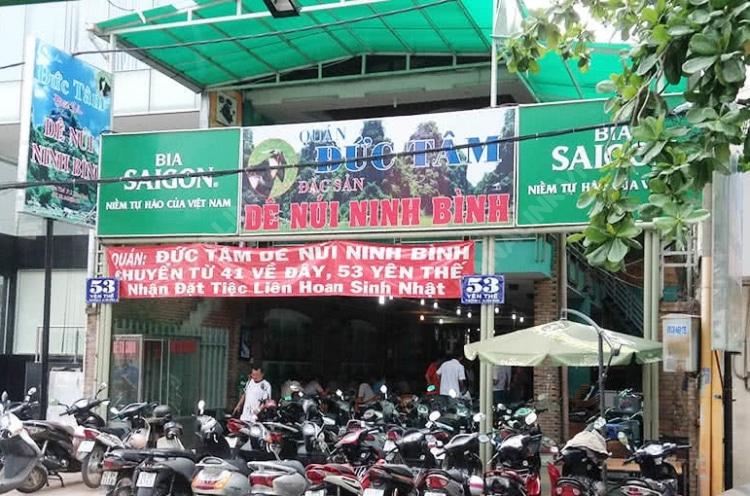 Quán nhậu ngon quận Tân Bình - Đức Tâm
