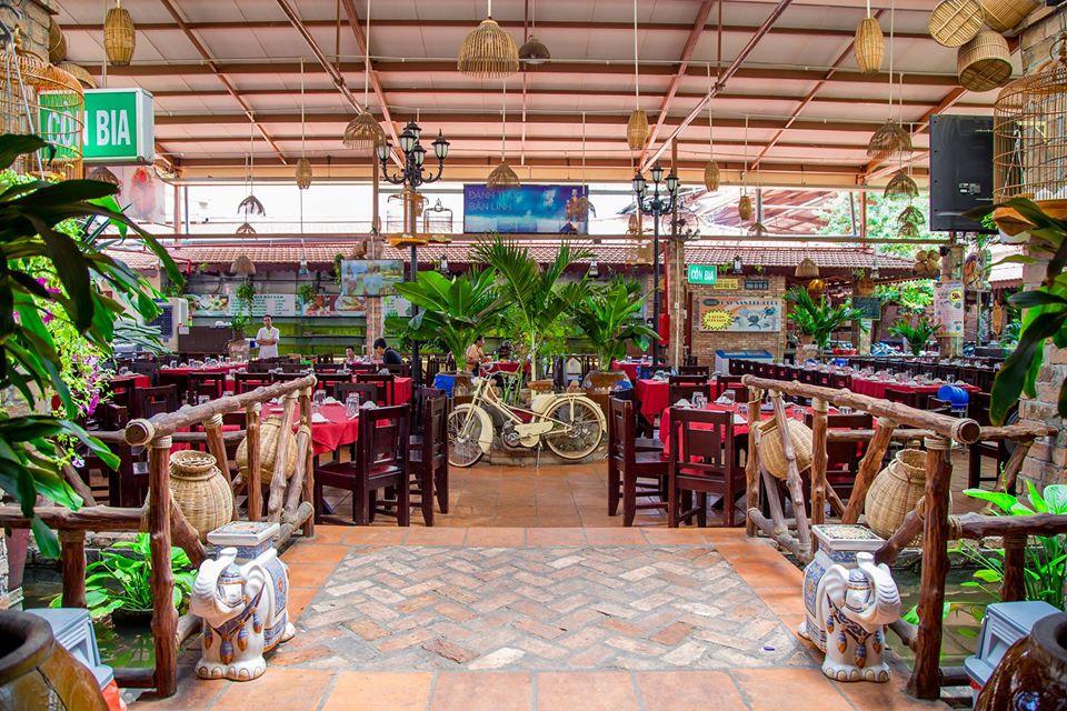 quán nhậu quận Tân Bình - Quê Nhà Quán