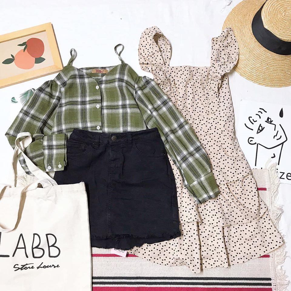 Shop quần áo nữ quận Bình Thạnh - LABB