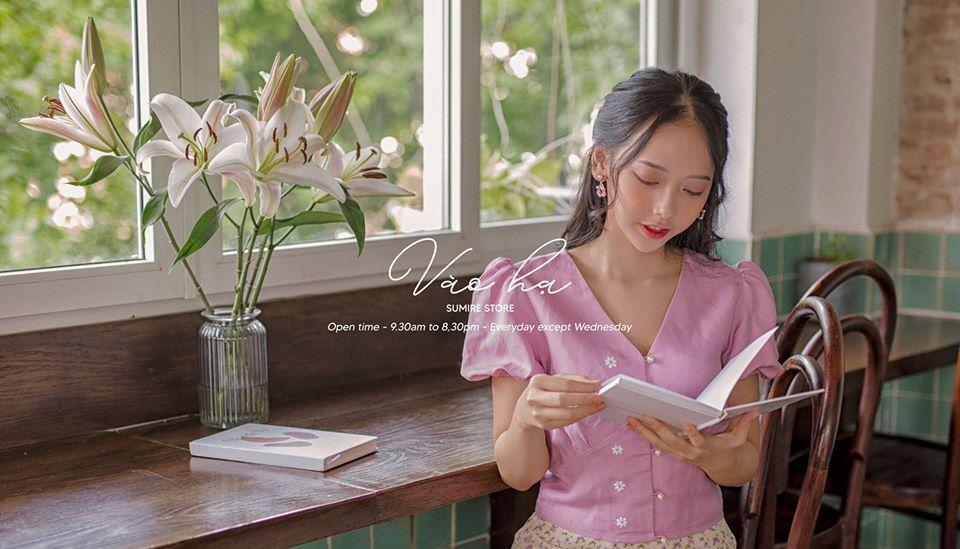 Shop quần áo nữ Quận Tân Bình - Sumire Store
