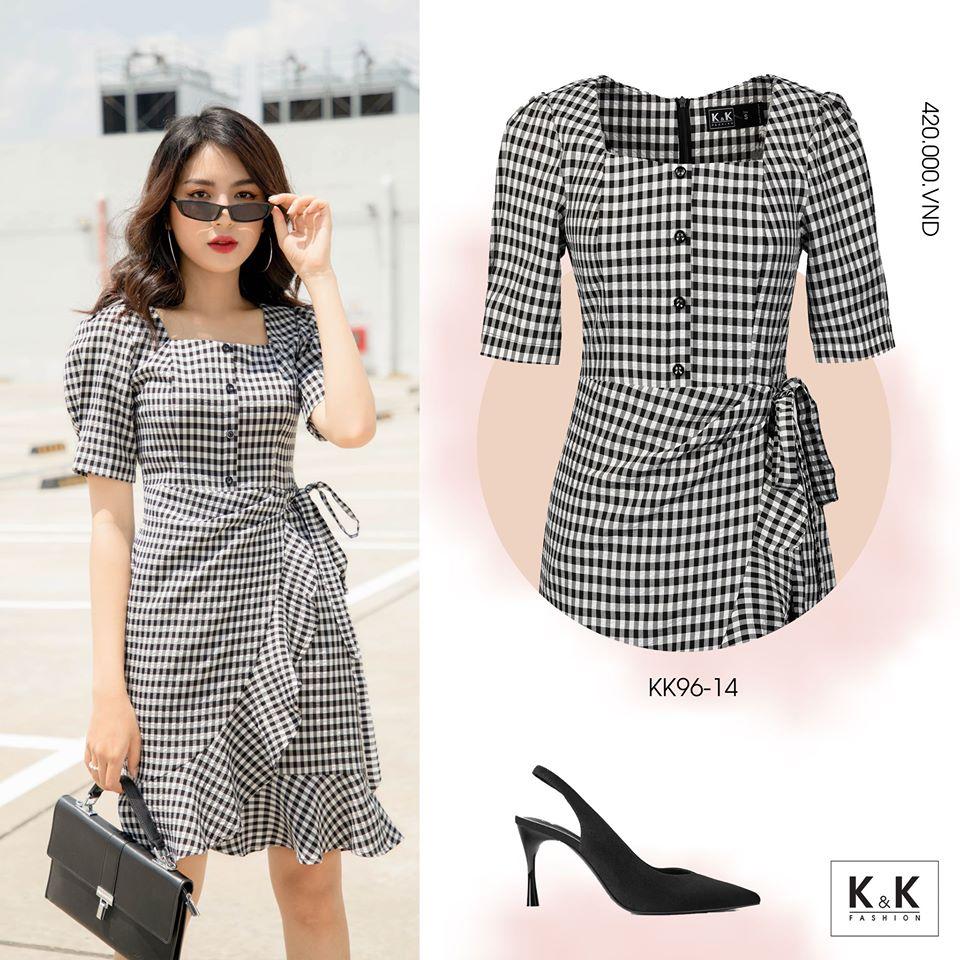 Shop quần áo nữ quận Tân Phú - K&K Fashion
