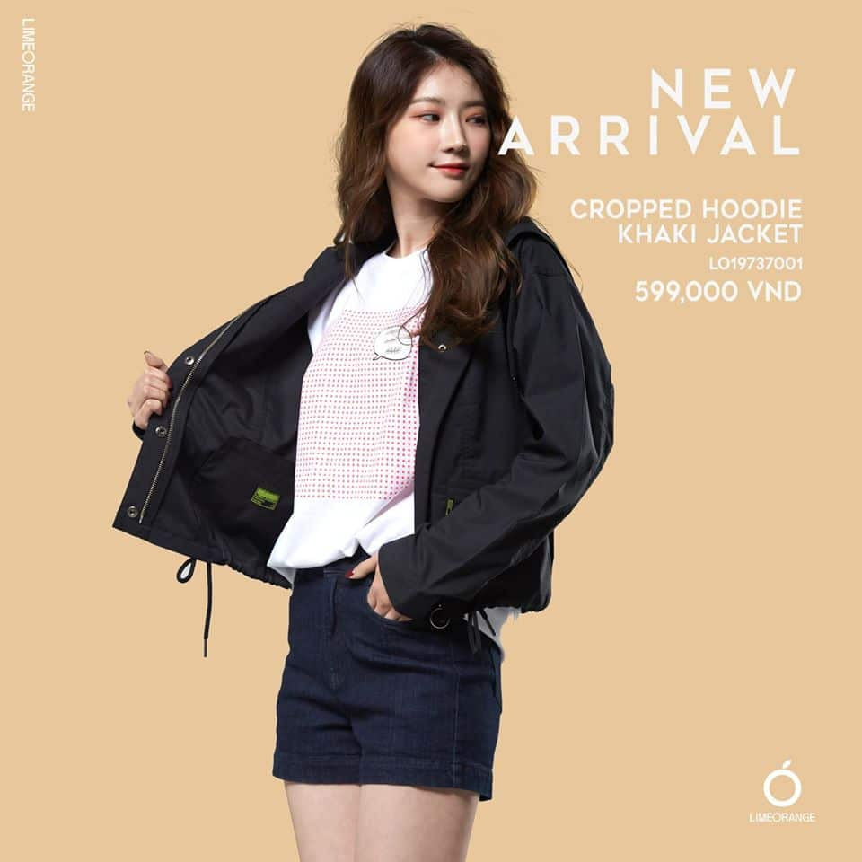Shop quần áo nữ quận Tân Phú - Lime Orange