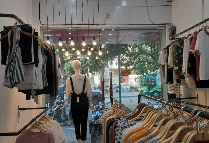 Shop quần áo nữ quận Tân Phú đẹp