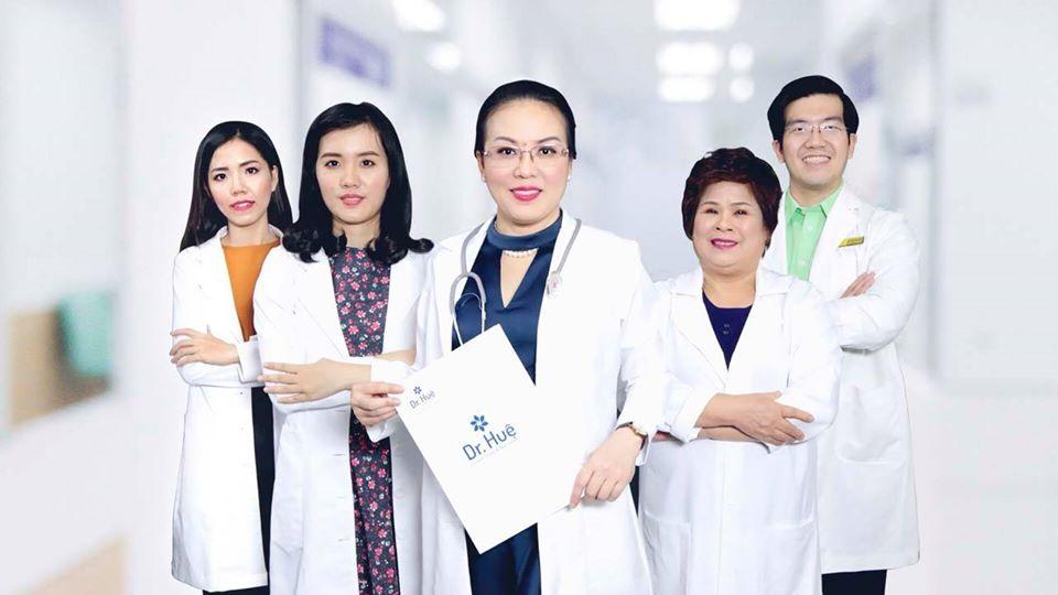 Spa trị mụn Quận 10 - Dr Hue-Clinic & Spa