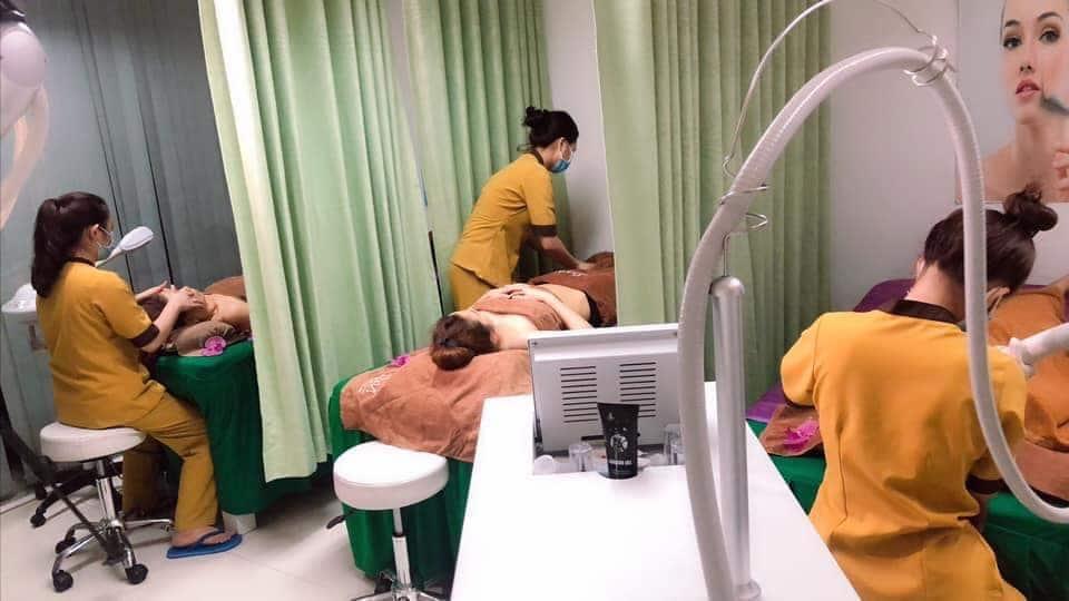 Spa trị mụn Quận 7 - Derma Spa