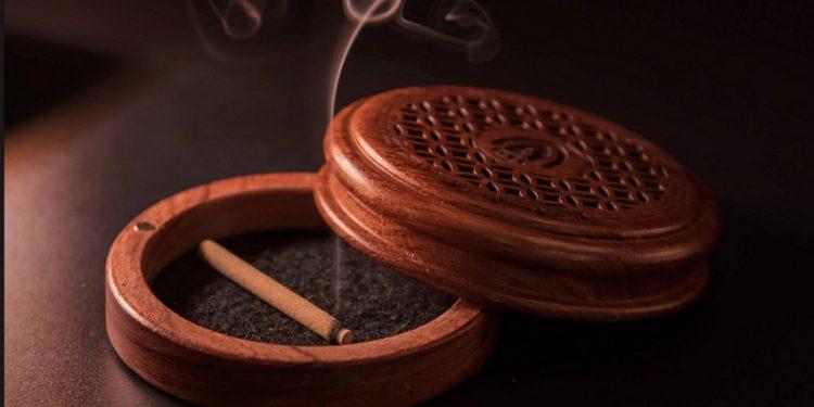 tác dụng đốt trầm hương
