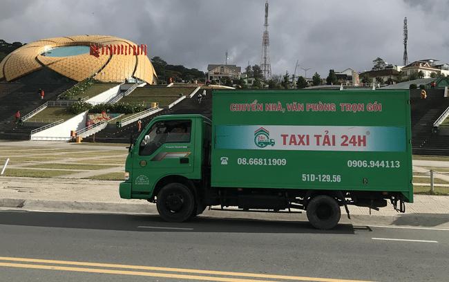 Chuyển nhà trọn gói giá rẻ quận 10 Taxi Tải 24H