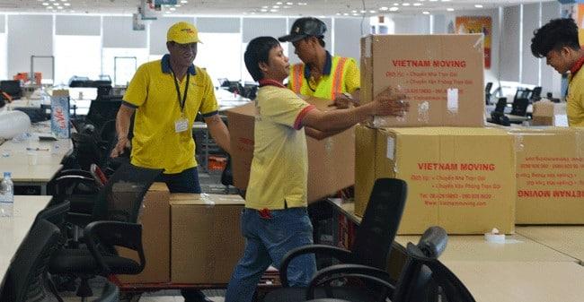 Chuyển nhà trọn gói giá rẻ quận 10 VietNam Moving