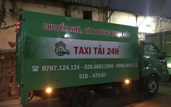 Chuyển nhà trọn gói giá rẻ quận 11 Taxi Tải 24H
