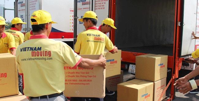Chuyển nhà trọn gói giá rẻ quận 11 Vietnam Moving