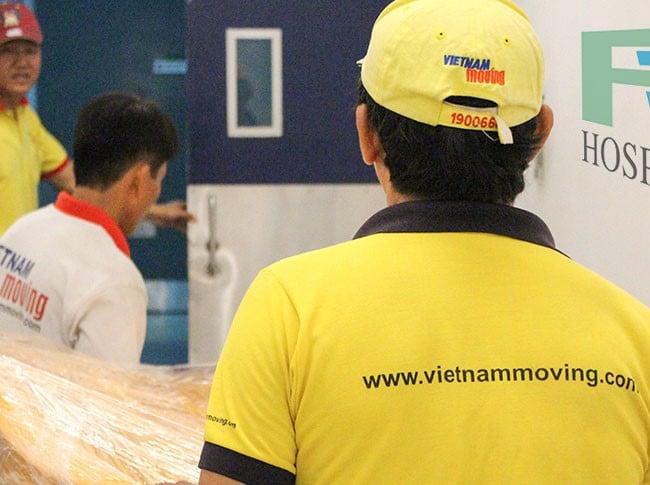Chuyển nhà trọn gói giá rẻ quận 6 Vietnam Moving