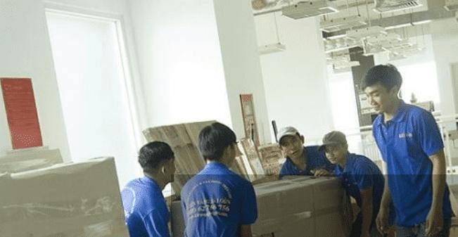 Dịch vụ chuyển nhà Quận 7 Kiến vàng Sài Gòn