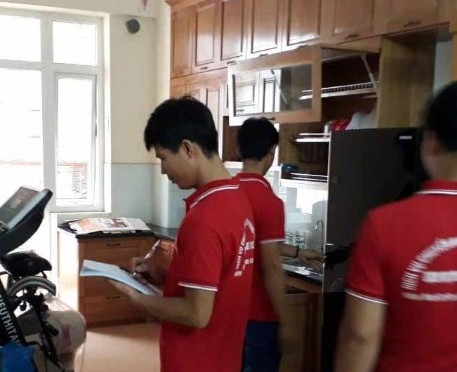 Dịch vụ chuyển nhà Quận 7 Sai Gon Thanh Hung