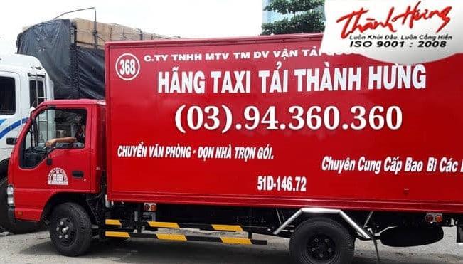 Chuyển nhà trọn gói giá rẻ quận 7 Vận tải Thành Hưng