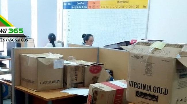 Dịch vụ chuyển nhà trọn gói giá rẻ quận 8 Kiến Vàng Sài Gòn