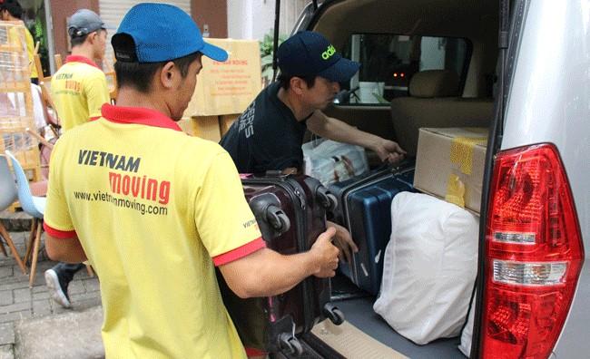 Chuyển nhà trọn gói giá rẻ quận 8 VietNam Moving