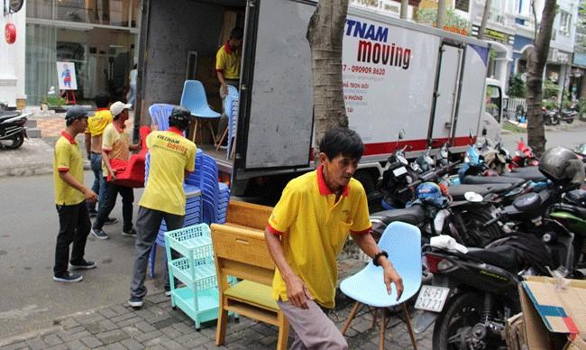 Chuyển nhà trọn gói giá rẻ quận 9 VietNam Moving
