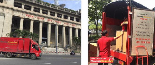 Chuyển nhà trọn gói giá rẻ quận Bình Tân-Moving House